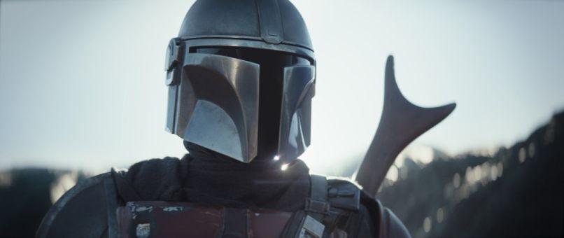 The Mandalorian, Star Wars, Disney+