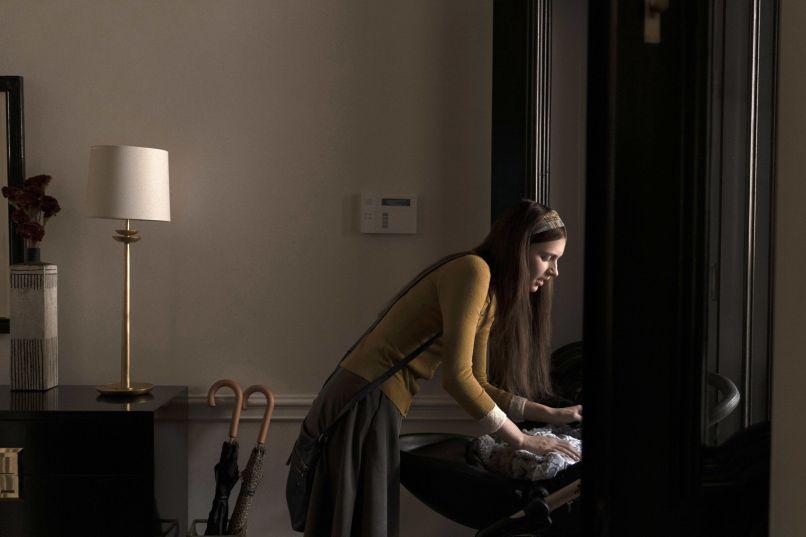 Lauren Ambrose, Servant, Apple TV+, New Show