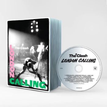 The Clash, London Calling Scrapbook, Giveaway, Punk, '70s Punk, Sony Legacy