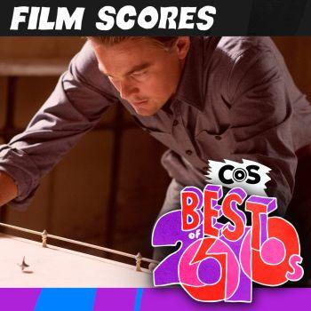Top 25 Film Scores, artwork by Steven Fiche