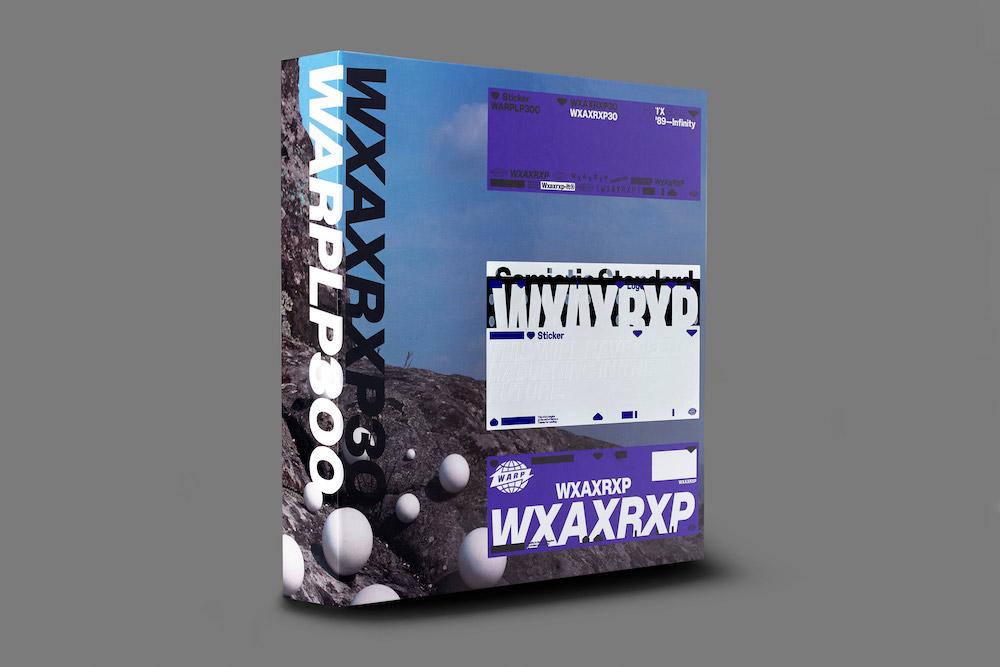 warp records WXAXRXP Sessions box set stream artwork Warp Records reveals WXAXRXP Sessions box set, featuring unreleased Aphex Twin, Boards of Canada music: Stream