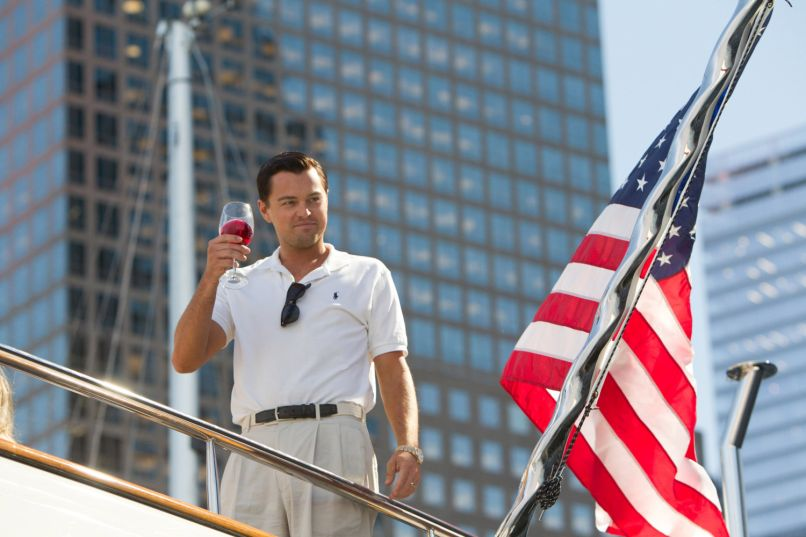 The Wolf of Wall Street ( Paramount Pictures)