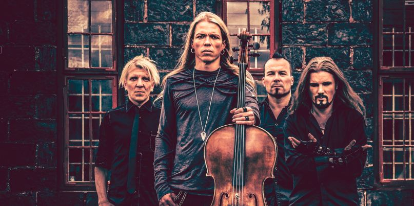 Apocalyptica interview