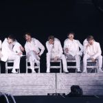 2020 tour dates new tour teaser BTS at Chicago's Soldier Field, photo by Big Hit Entertainment