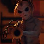 Brockhampton sugar music video alien