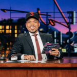 Chance the Rapper Late Late Show Host Performance Taylor Bennett Lil Nas X Taraji P. Henson