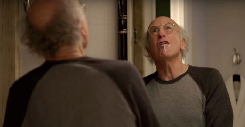 Larry David in Curb Your Enthusiasm: Season 10