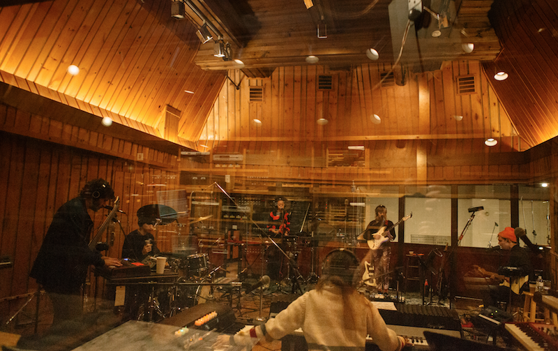 Dirty Projectors Sing The Melody Live Album