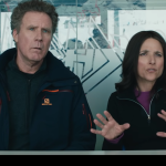 Julia Louis-Dreyfus Will Ferrell trailer Force Majeure remake Downhill trailer