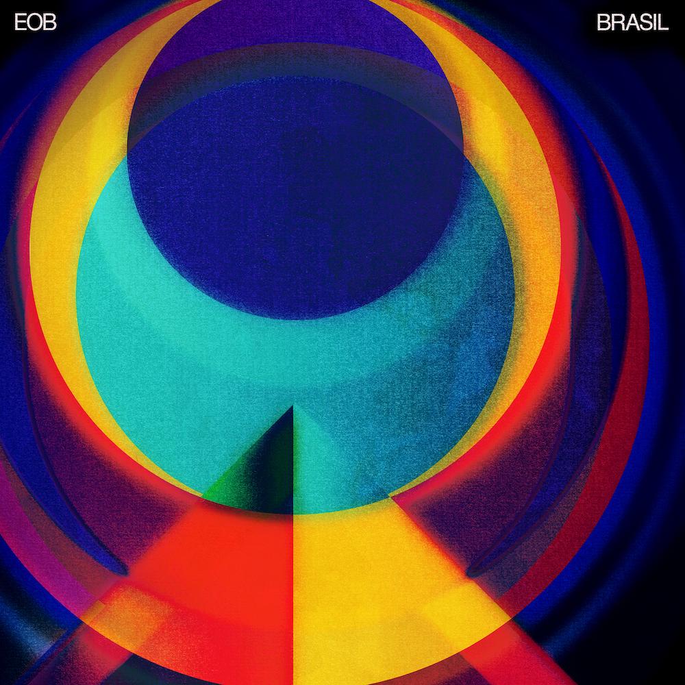 EOB Ed O'Brien Radiohead Brasil single artwork