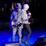 Eurythmics Reunite Sting Rainforest Benefit Bruce Springsteen John Mellencamp Debbie Harry DMC