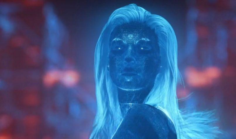 Grimes in Cyberpunk 2077