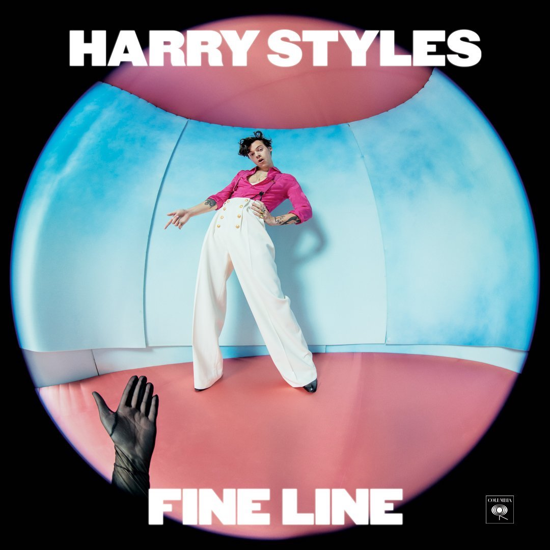 Harry Styles Fine Line Album Artwork stream