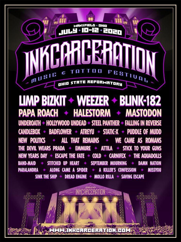 Inkcarceration 2020