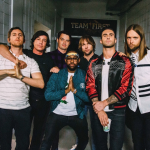 Maroon 5 north american 2020 tour dates