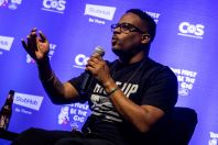 Open Mike Eagle This Must Be the Gig Live StubHub Event Space Lior Phillips Podcast Interview
