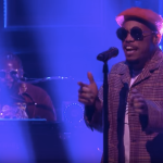 Anderson .Paak The Free Nationals Jimmy Fallon Gidget