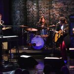 Sharon Van Etten and Norah Jones on The Late Show with Stephen Colbert