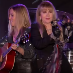 Sheryl Crow Stevie Nicks Prove You Wrong Jimmy Kimmel Live