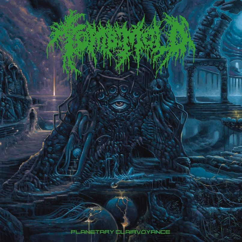 Tomb Mold - Planteray Clairvoyance