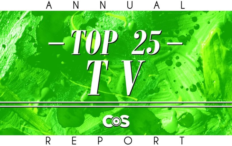 Top 25 TV Shows of 2019