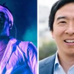 donald glover andrew yang campaign supporter