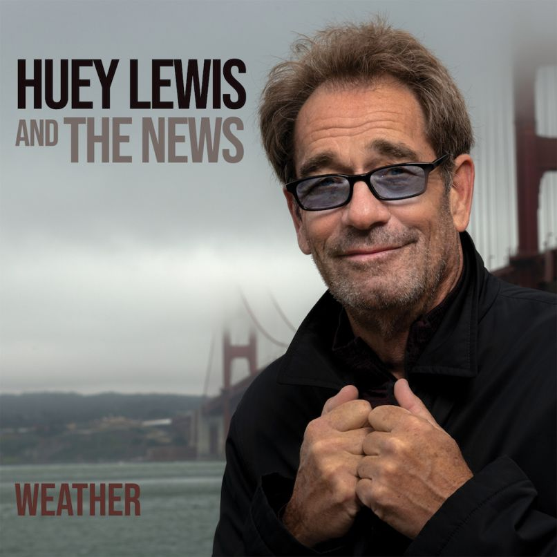 huey lewis news weather album artwork cover 10 Years, 10 Questions with Huey Lewis: On Sports, Back to the Future, and Menieres Disease
