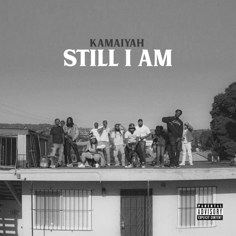 kamaiyah still i am single artwork Kamaiyah premieres new single Still I Am: Stream