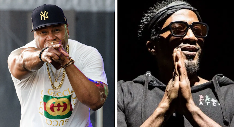 ll cool j q-tip new music collaboration rap