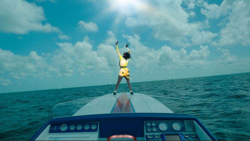 Omniboat: A Fast Boat Fantasia, Sundance Institute,