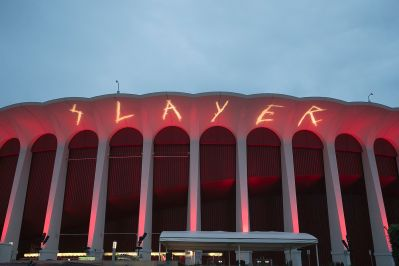 Slayer's final show at The Forum