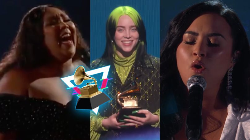 2020 grammys takeaways awards billie eilish lizzo demi lovato