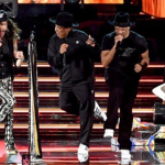Aerosmith Run-DMC grammys walk this way