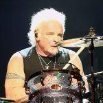Aerosmith's Joey Kramer, photo via Getty