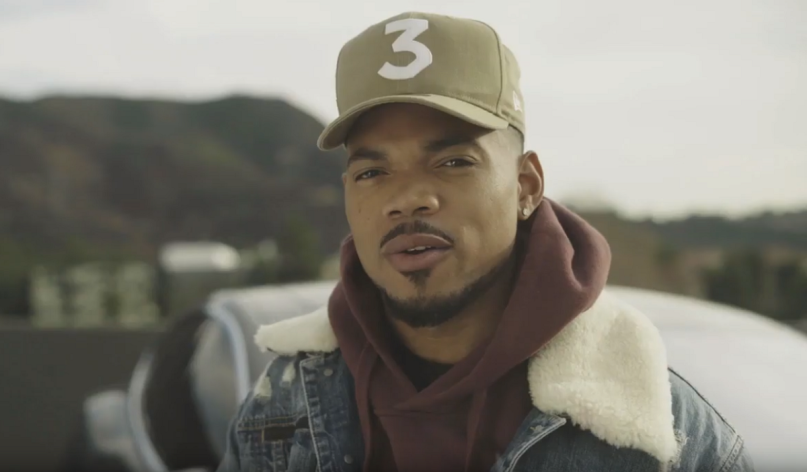 Chance the Rapper Punk'd Reboot Quibi