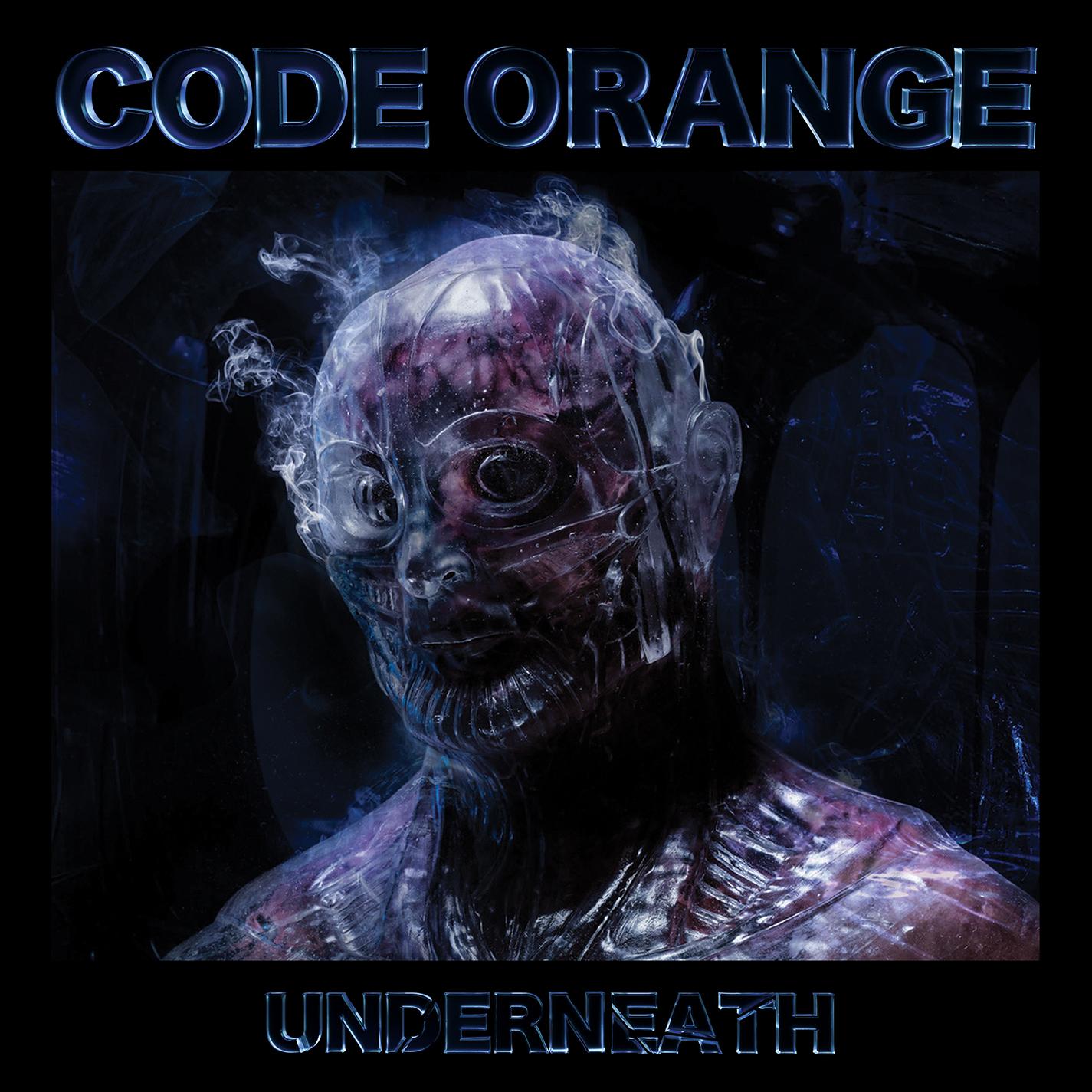 Code Orange - Underneath album art