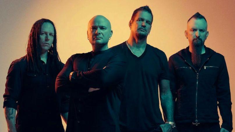 Disturbed The Sickness 20th Anniversary tour