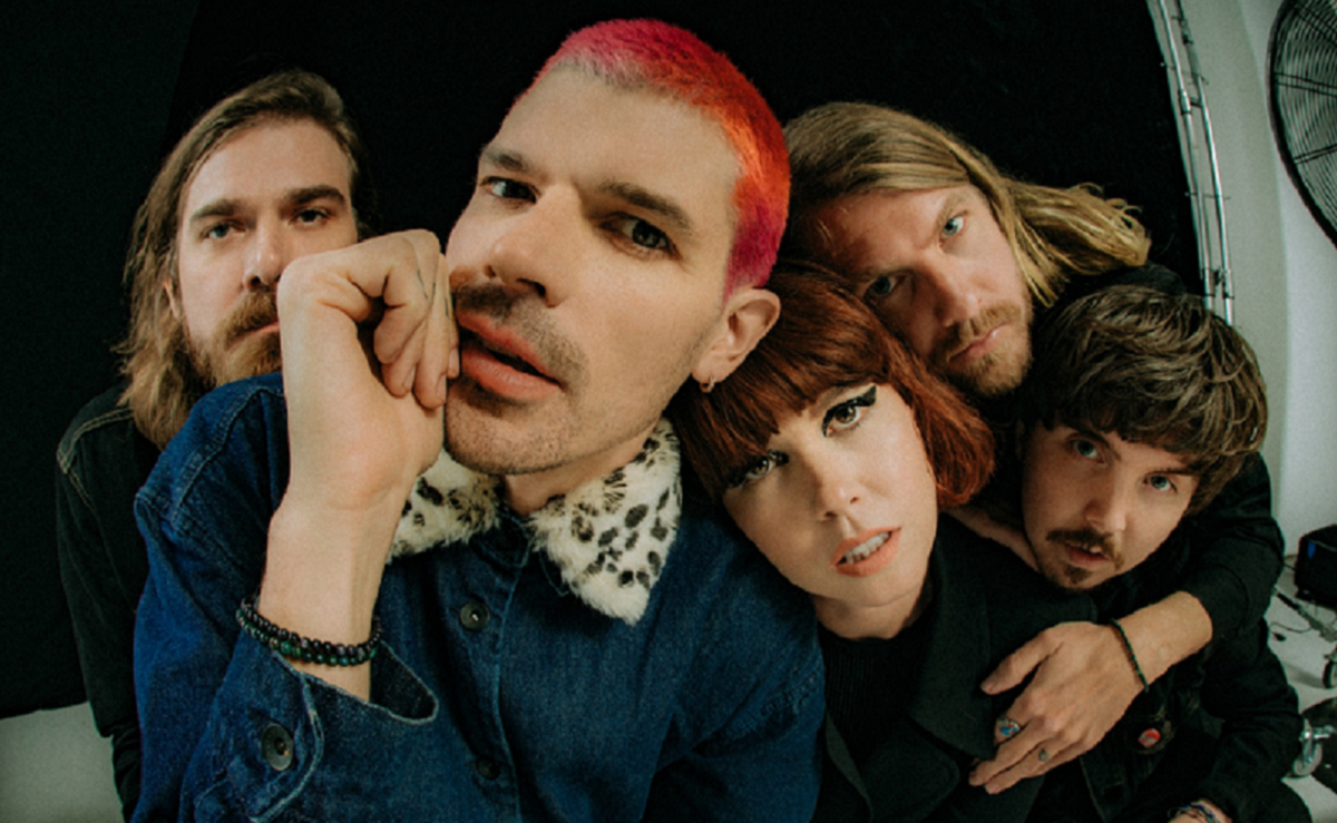 Grouplove New Album Healer Tour Ticket Info