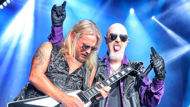 Judas Priest Rock Hall snub