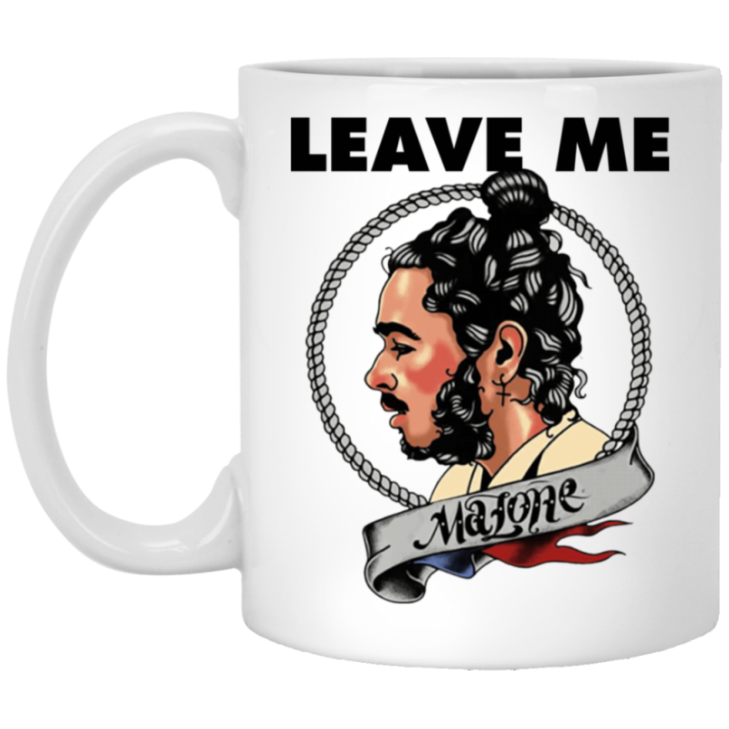 Leave Me Malone Mug How Post Malone Helped Redefine Pop Stardom for a New Decade