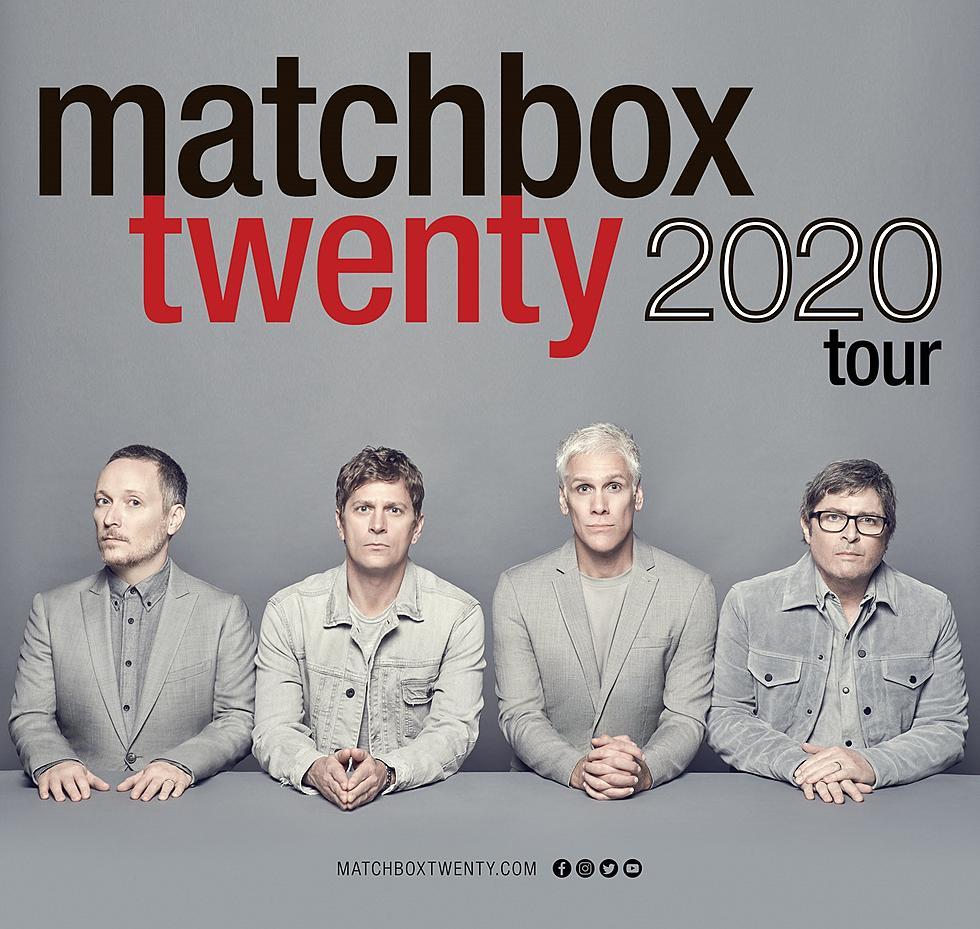 Matchbox Twenty New Tour Dates 2020