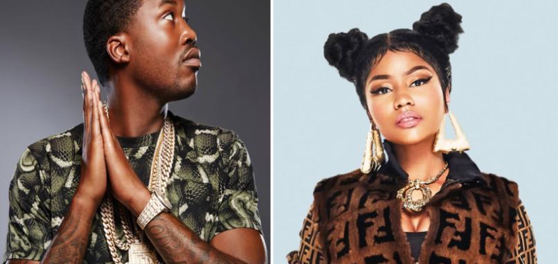 Meek Mill Nicki Minaj Fight Vocal Altercation Shouting Shopping West Hollywood