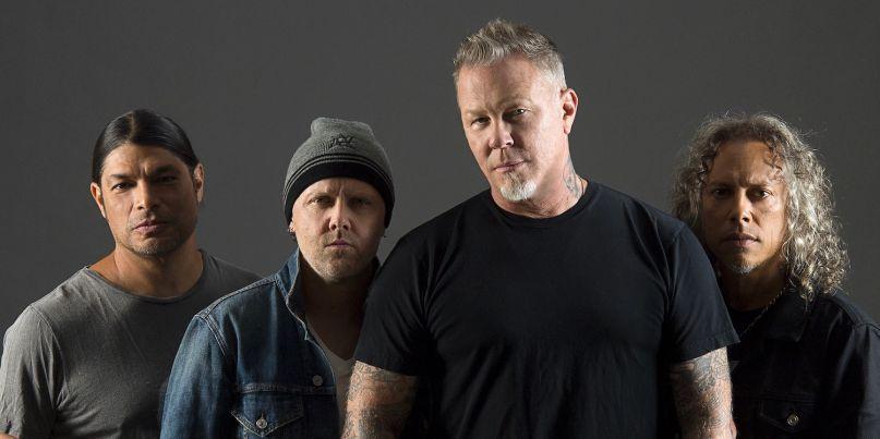 Metallica Australian wildfire relief