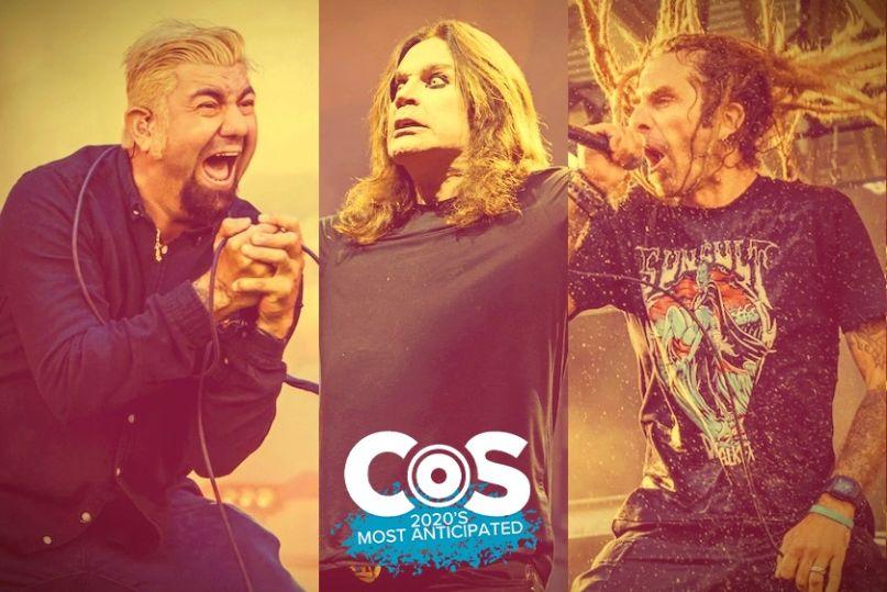 Most Anticipated 2020 Metal Albums