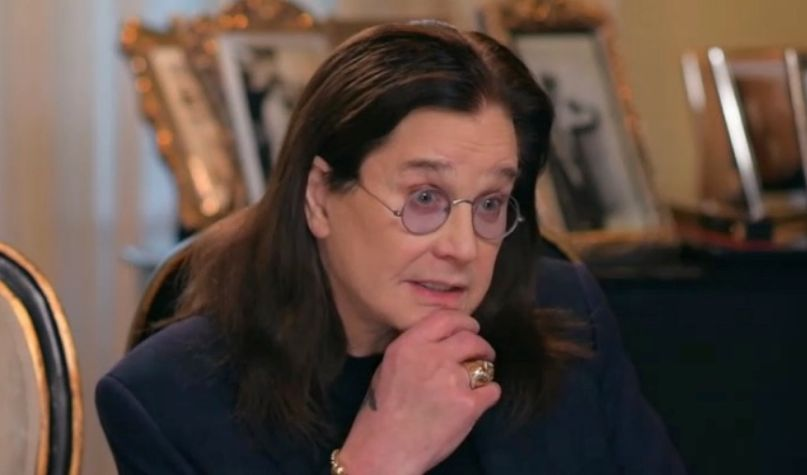 Ozzy Osbourne parkinson's disease
