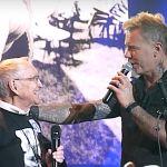 Metallica honor Ray Burton