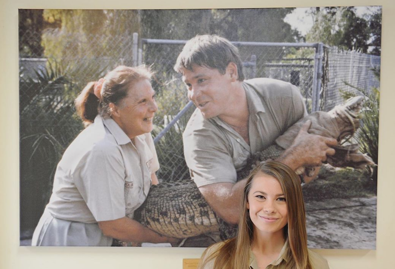 Steve Irwin Family 90,000 Animals Rescued Saved Wildfires Wildlife Zoo