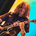 Tool Adam Jones Gibson Guitar