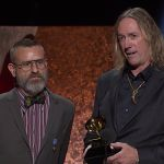 Tool Danny Carey honors Neil Peart Grammy Speech