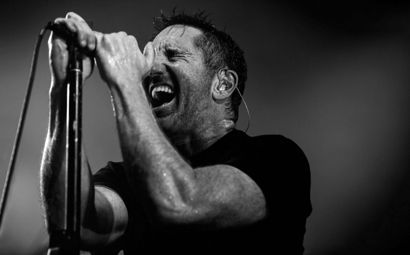 Trent Reznor Rock Hall of Fame Nine Inch Nails Rock & Roll Inducted